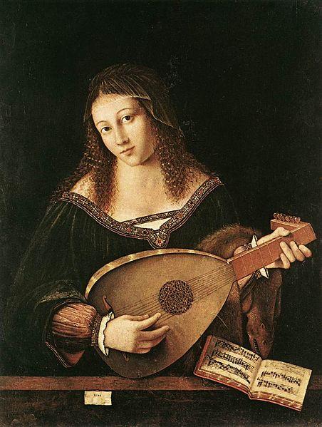 452px-Bartolomeo_Veneto_Woman_playing_a_lute.jpg